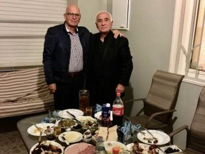 zakenpartner Tbilisi , Georgia (Vasha and Morris)